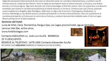 Hotel Resort y Spa Los Lagos