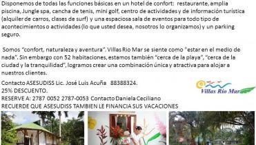 Hotel Resort Villas Rio Mar