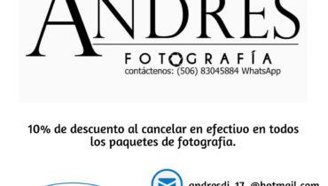 Andrés Fotografía
