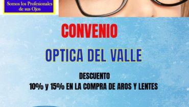 Óptica Del Valle