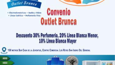 Outlet Brunca